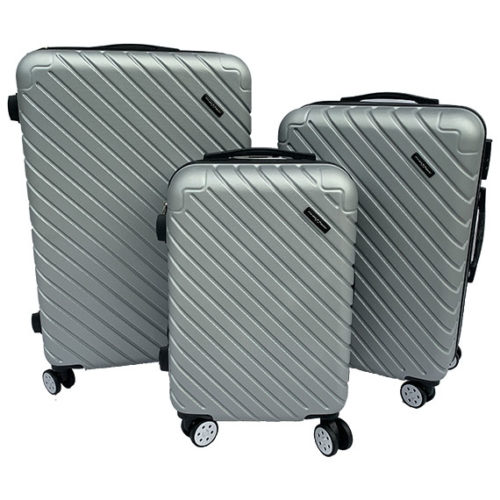 Phazzer-Luggage-Silver